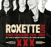 ROXETTE - PROGRAM, XXX 2015